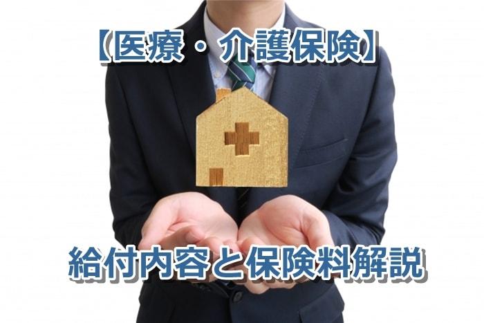 社会保険まる分かり解説、医療保険・介護保険編